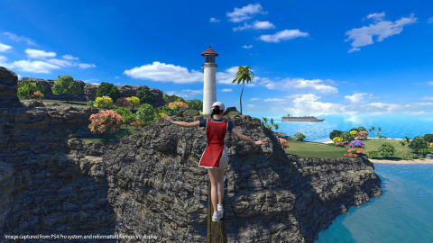 Everybody's Golf VR fera son trou le 22 mai prochain
