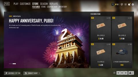 PUBG : la mise à jour #27 sera déployée jeudi sur PC