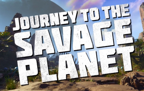 Journey To The Savage Planet sur PS4