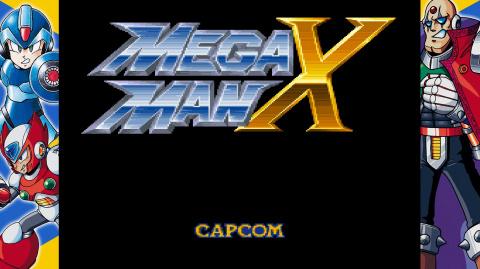 Astuces, codes, guide de Mega Man X