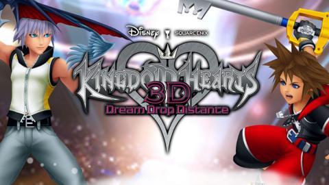 Kingdom Hearts 3D : Dream Drop Distance soluce, guide complet, astuces