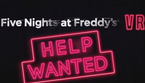 Five Nights at Freddy's VR : Help Wanted sur PS4