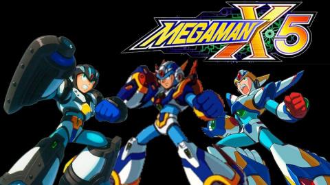 Mega Man X5 astuces, guide