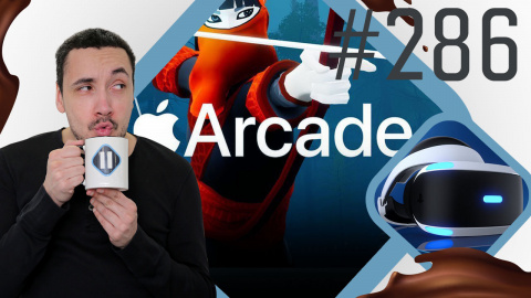 Pause Cafay #286 : Apple annonce son service Gaming