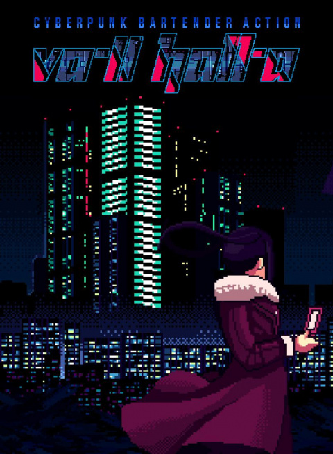 VA-11 Hall-A: Cyberpunk Bartender Action sur PS4
