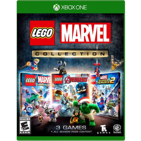 LEGO Marvel Collection sur ONE