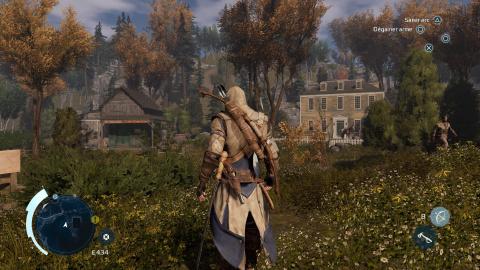 Assassin's Creed III :  la version d'origine n'est plus en vente sur PC après la sortie du remaster
