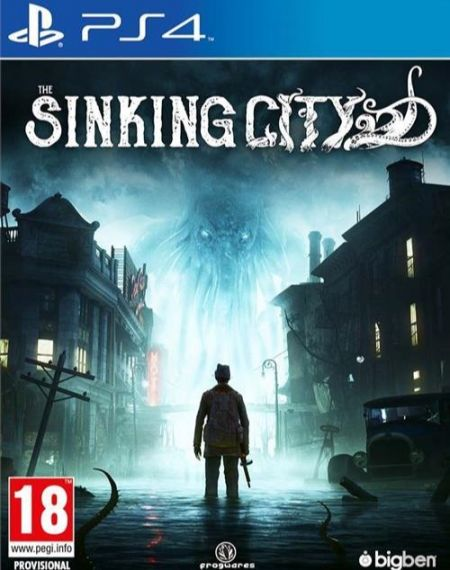 The Sinking City sur PS4