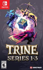 Trine Series 1-3 sur Switch