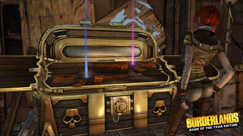 Borderlands : Game of the Year Edition annoncé par Gearbox
