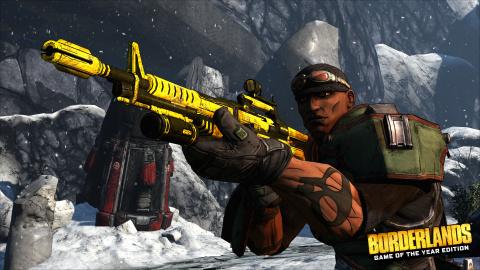 Borderlands : Game of the Year Edition annoncé par Gearbox