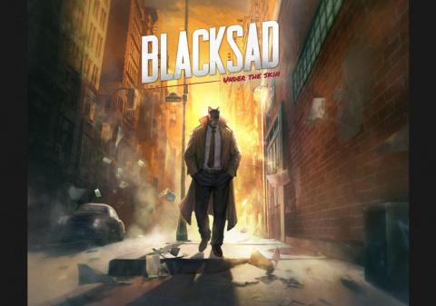 Blacksad : Under the Skin sur ONE