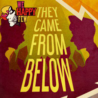 We Happy Few : They Came From Below sur PS4