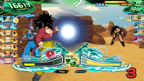 Super Dragon Ball Heroes : la démo arrive en Occident sur PC et Switch