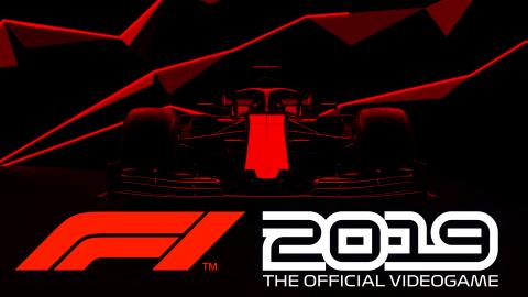 F1 2019 sur PS4