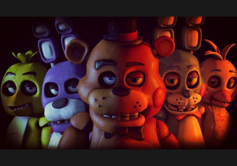 Five Night at Freddy's s'offre un portage VR simple mais efficace !