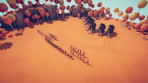 Totally Accurate Battle Simulator débarque tout en douceur sur Steam