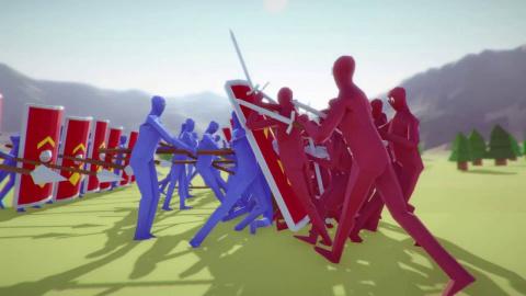 Epic Games Store : au tour de Totally Accurate Battle Simulator d'être offert