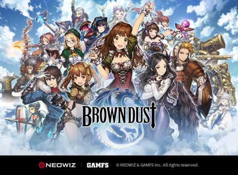 Brown Dust sur Android