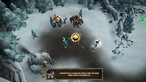 Warparty : Un jeu de stratégie préhistorique sans panache
