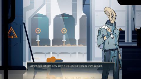 Love Thyself - A Horatio Story : Amplitude (Endless Space) se met au visual novel