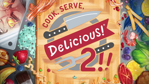 Cook, Serve, Delicious ! 2 sur ONE