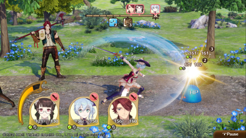 Nelke & The Legendary Alchemists: Ateliers of The New World - L'opus du renouveau