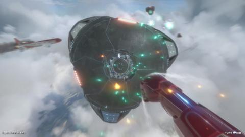 Marvel's Iron Man VR : une démo se profile pour le jeu PS VR