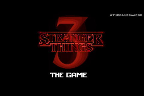 Stranger Things 3 : The Game sur Switch