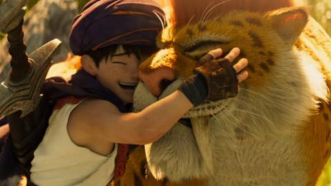 Dragon Quest : Your Story - premier trailer pour le film en CGI