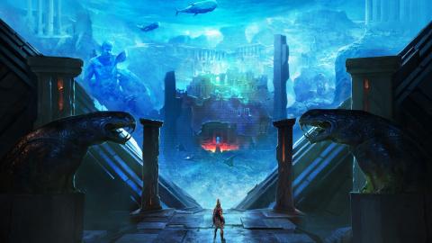 Assassin's Creed Odyssey :  Le Sort de l'Atlantide sur PS4