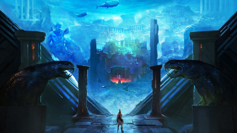 Assassin's Creed Odyssey :  Le Sort de l'Atlantide sur ONE