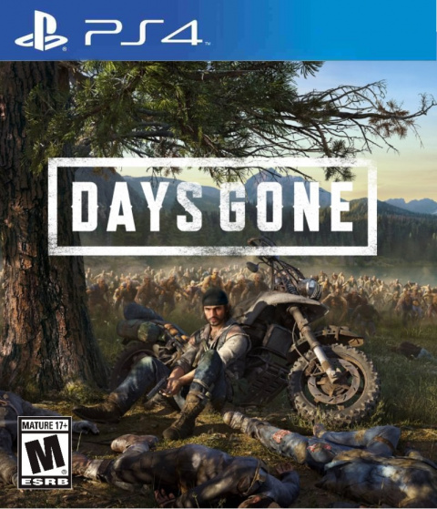Days Gone sur PS4