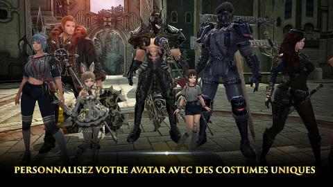 Talion : le MMO mobile de Gamevil ouvre ses préinscriptions