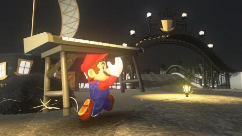Super Mario Odyssey : le contenu en réalité virtuelle se détaille à travers quelques screenshots