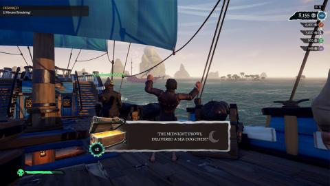 """Sea of Thieves : Une mise à jour """"Anniversaire"""" qui peut faire des vagues"""