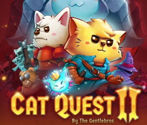 Cat Quest 2 : The Lupus Empire sur iOS