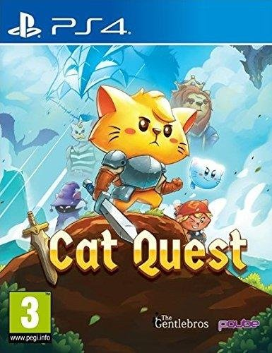 Cat Quest 2 : The Lupus Empire sur PS4
