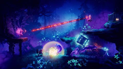 Trine 4 : The Nightmare Prince - Un retour aux sources assumé