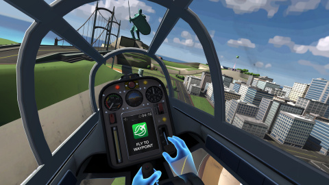 Les sorties du 12 avril : Ultrawings, Toy-Con 04 - VR Kit...
