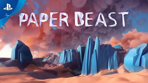Paper Beast sur PS4