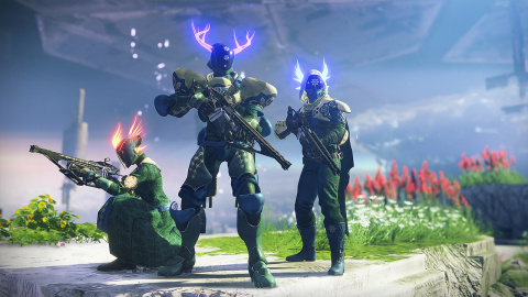 Destiny 2 : l'évènement Les Réjouissances va célébrer le printemps