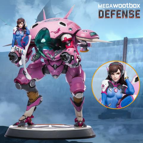 Retrouvez l'ultime moyen de Defense avec la Megawootbox !