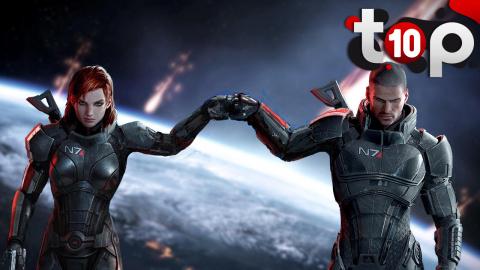 Top 10 des meilleurs coéquipiers de la trilogie Mass Effect