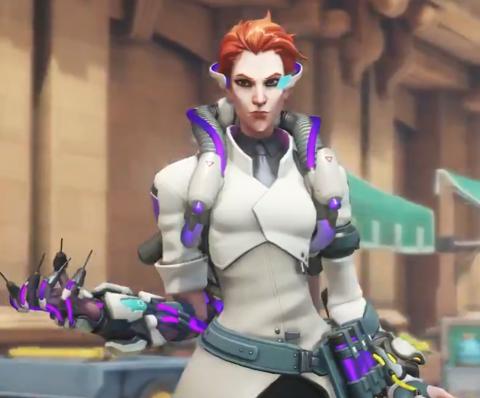 Overwatch : Les skins de l'événement Avis de Tempête