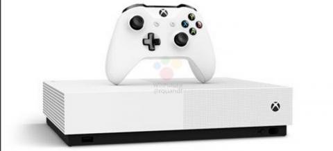 La Xbox One S All-Digital serait présentée le 16 avril durant l'Inside Xbox