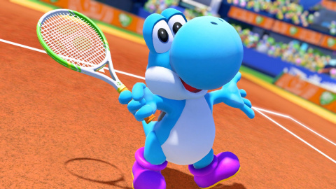 Mario Tennis Aces passe en version 3.0