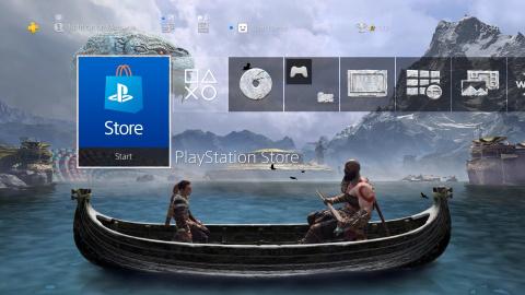 God of War : un thème et des avatars offerts pour le premier anniversaire du jeu