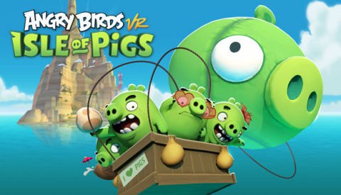 Angry Birds VR sur PC
