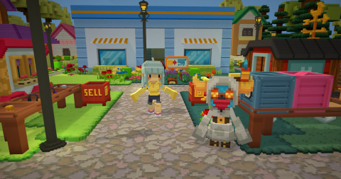 Staxel quitte enfin l'Early Access